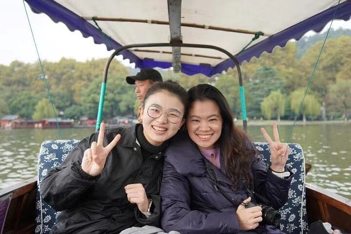 Flexible Hangzhou Private Tour from Shanghai by Bullet Train, Shanghai, CHINA