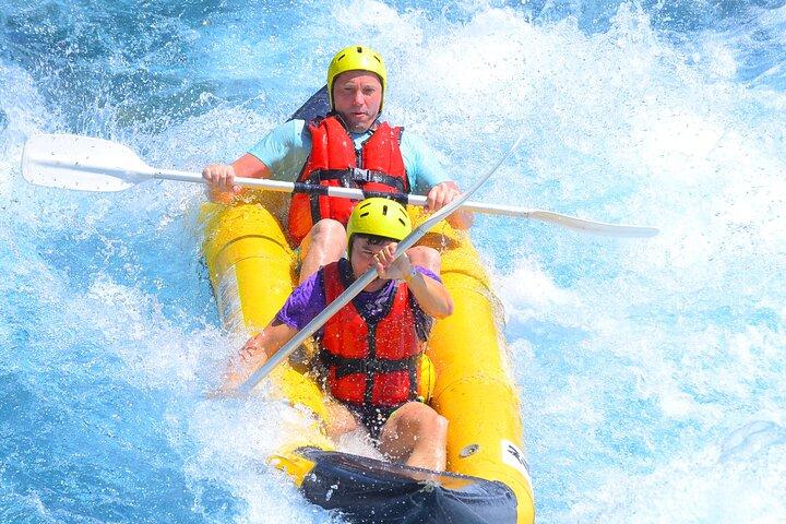 Whitewater Rafting at Koprulu Canyon Antalya, Side, TURQUIA