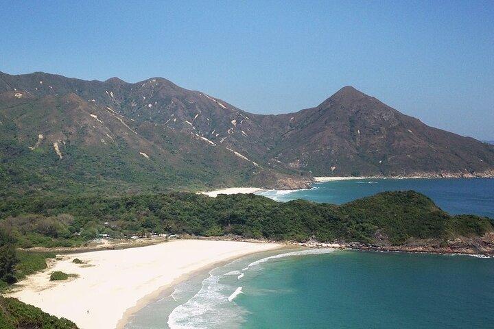 Sai Kung Wild Beaches Adventure, Hong Kong, CHINA