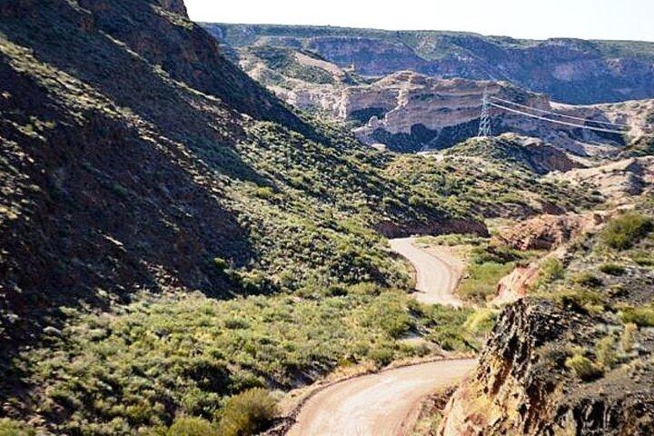 San Rafael y Cañón del Atuel, Mendoza, ARGENTINA