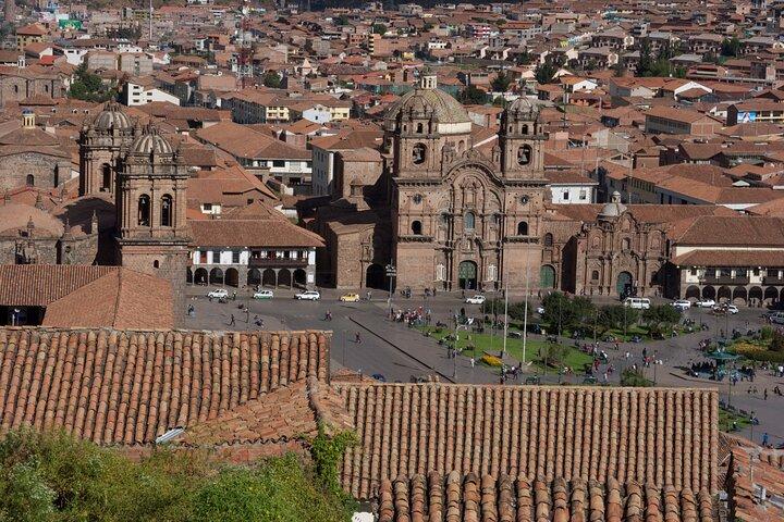 Excursão turística na cidade de Cusco, Cusco, PERU