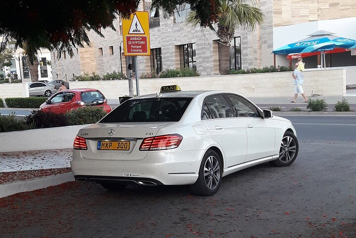 Cyprus Larnaca Airport Private Transfers to Ayia Napa 1-3 Passengers, Larnaca, CHIPRE