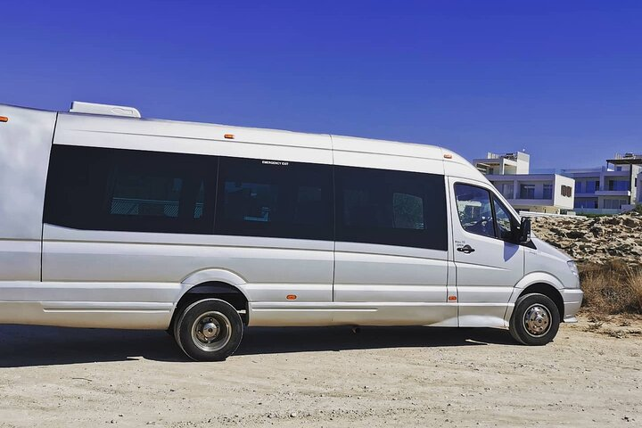 Cyprus Larnaca Airport Private Transfers to Protaras 1-15 passengers, Larnaca, CHIPRE