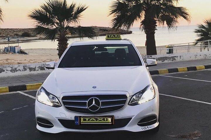 Cyprus Larnaca Airport Private Transfers to Protaras 1-3 passengers, Larnaca, CHIPRE