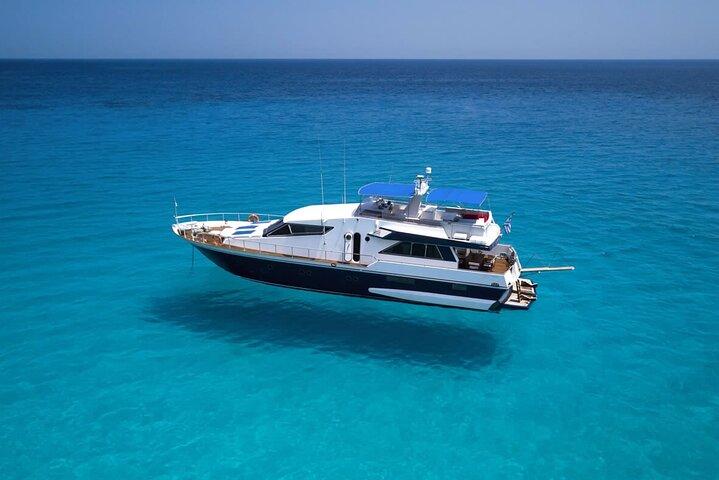 Sunset Private Yacht Cruise, La Canea, GRECIA