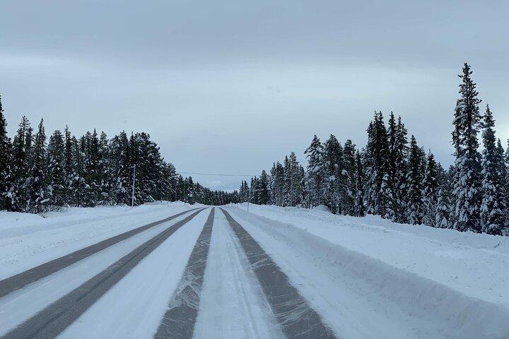 Transfer Rovaniemi - Ivalo, Rovaniemi, FINLANDIA