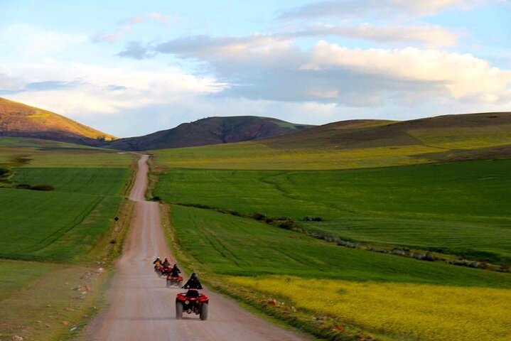 Excursão com ATV para Moray, Maras e as planícies de sal no Vale Sagrado, saindo de Cusco, Cusco, PERU