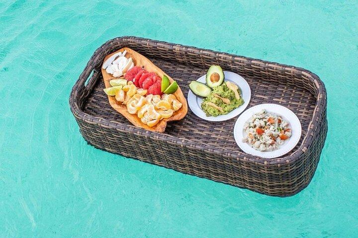 El Cielo Esnorquel en Barco Privado y Almuerzo, Cozumel, MEXICO