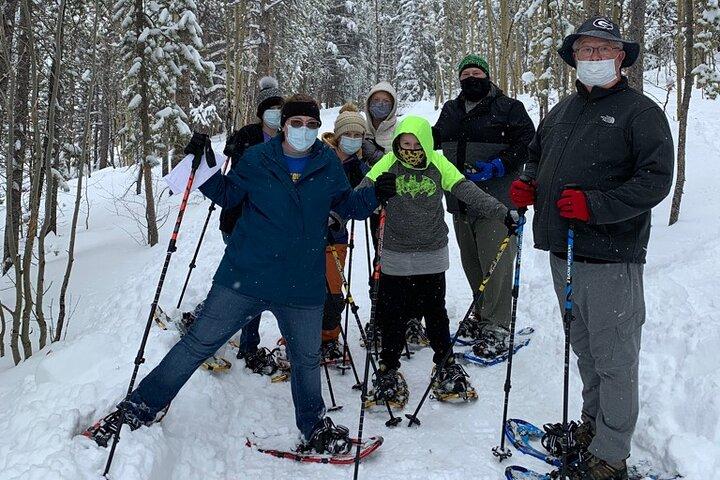 Snow Shoe Treasure Hunt - outdoor escape room with a buried treasure to find!, Breckenridge, CO, ESTADOS UNIDOS
