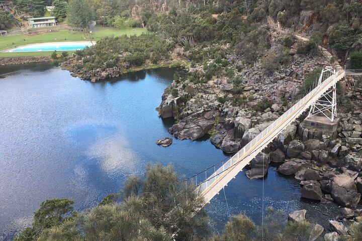 Launceston Cataract Gorge - Twilight, wildlife, local history walking tour., Launceston, AUSTRALIA