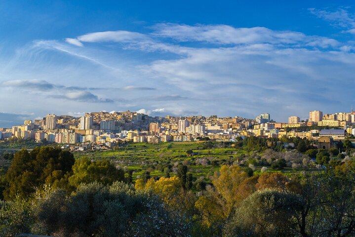 2-hour private tour of Agrigento, ,