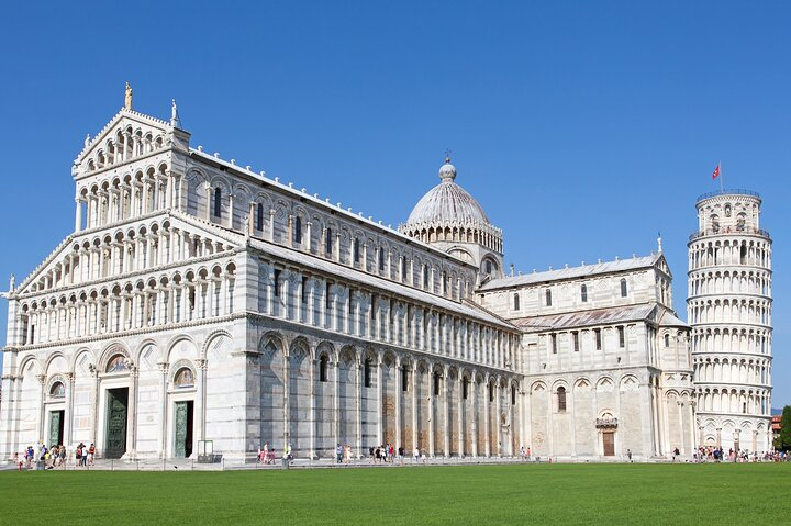 Private Pisa Tour with Skip-the-Line Entry to the Leaning Tower of Pisa, Pisa, ITALIA