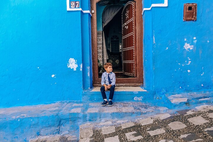 Private Day Tour from Fez to Chefchaouen, Fez, Morocco