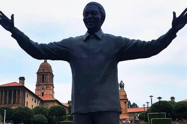 Pretoria city tour, Johannesburgo, África do Sul