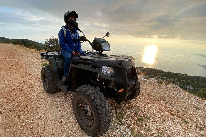 Quad Bike Rental in Kas, Kas, TURQUIA
