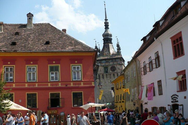 Rupea Citadel - Viscri - Sighisoara Day Trip from Brasov, Brasov, RUMANIA