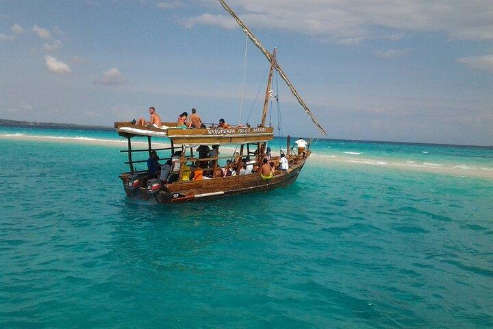 Nungwi Turtles and Cruise Excursion - Zanzibar, Dar es Salaam, TANZANIA