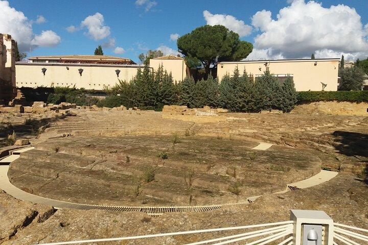 Agrigento and Piazza Armerina day tour, Catania, ITALIA