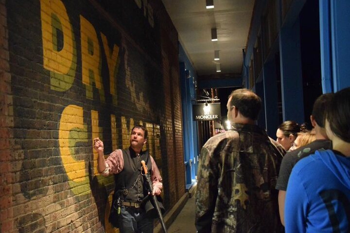 Aspen's DarkSide Ghost Tour, Aspen, CO, ESTADOS UNIDOS