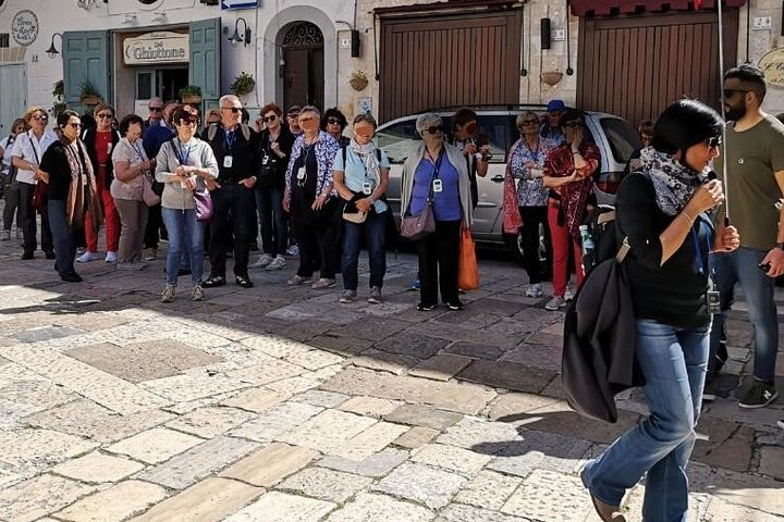 Private guided tour in Monopoli: walking through the old town, Alberobello y Locorotondo, ITALIA