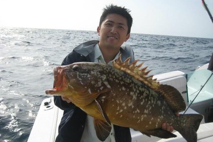 Pesca Con Barbacoa En Santos – Incluye Equipo De Pesca Y Suministros – (Privado), Santos, BRASIL