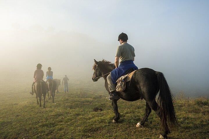 Balkan Horse Riding - Glozhene Monastery Ride, Sofia, BULGARIA