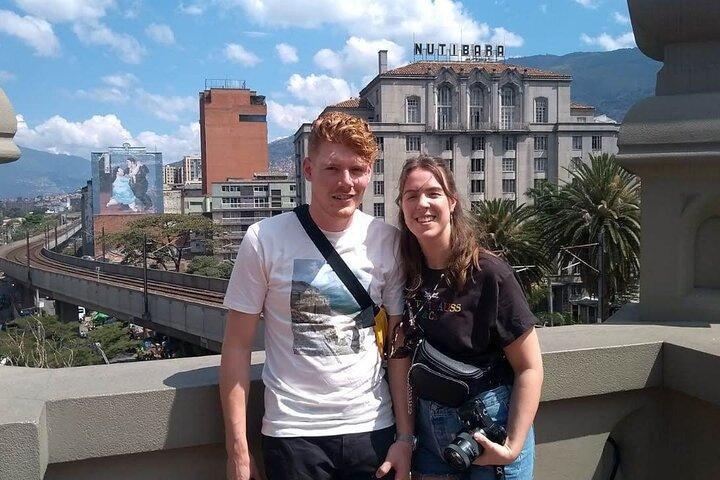 Tour por la ciudad, Medellin, COLOMBIA