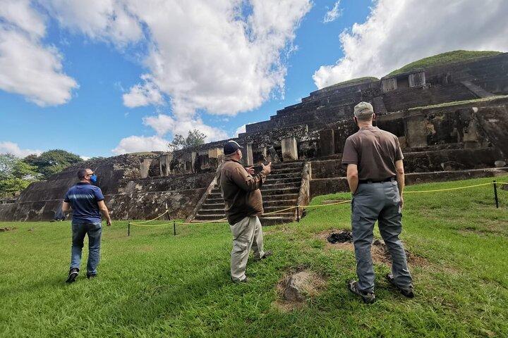 Day Tour: Tazumal Maya Site, Volcanic Complex Park, Lake & Santa Ana City, La Libertad, EL SALVADOR