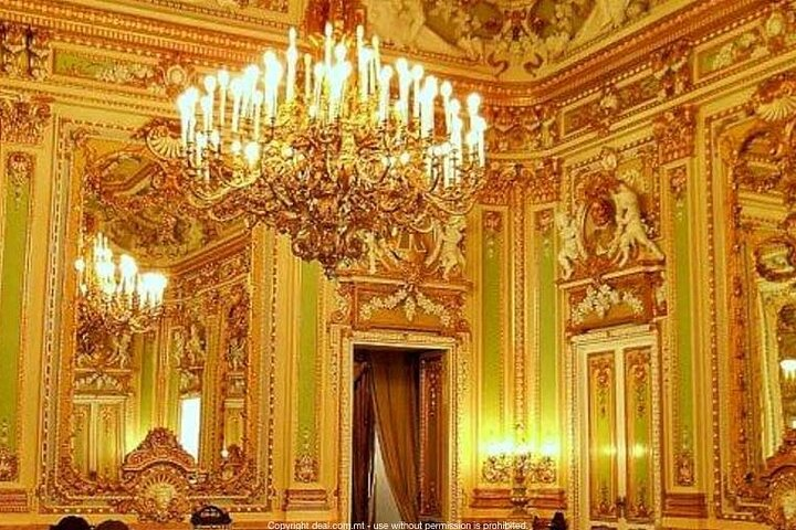 Malta Shore Excursion: Private Tour of Historic Palaces and Noble Homes, Mellieha, MALTA