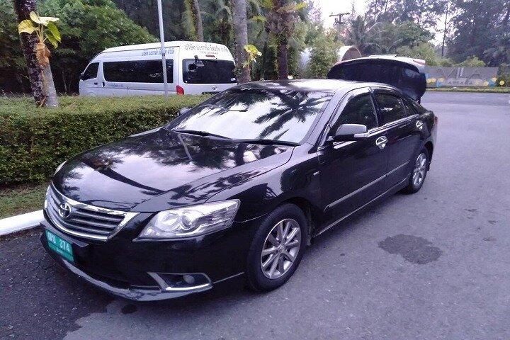 SUV CAR Private Transfer from Phuket Airport to Khao Lak, Khao Lak, TAILANDIA