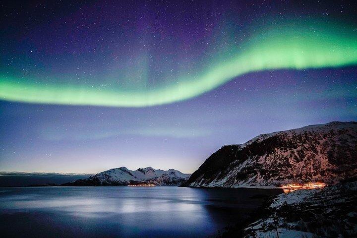 Aurora Boralies, Tromso, NORUEGA