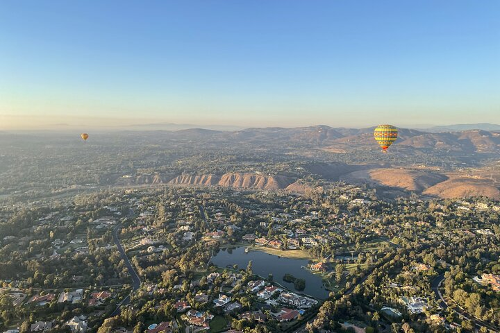 Solana Beach Private Hot Air Balloon Flight- up to 4 passengers, Carlsbad, CA, ESTADOS UNIDOS