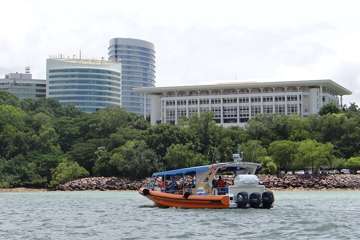 Bombing of Darwin World War II Tour with Harbour Cruise, Darwin, AUSTRALIA