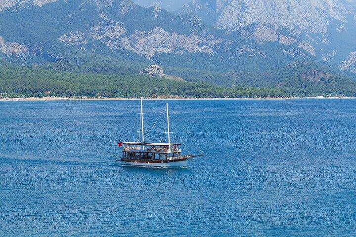 Dolphins Island Cruise, Side, TURQUIA