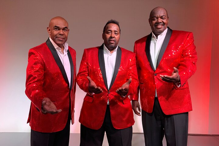 Doo Wop and The Drifters Show in Branson, Branson, MO, UNITED STATES