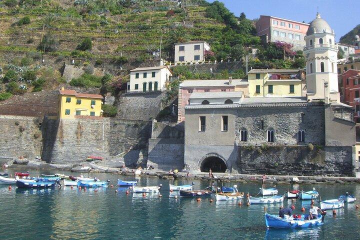 Carrara marble quarries Cinque Terre PRIVATE TOUR from Siena, Pisa, ITALIA