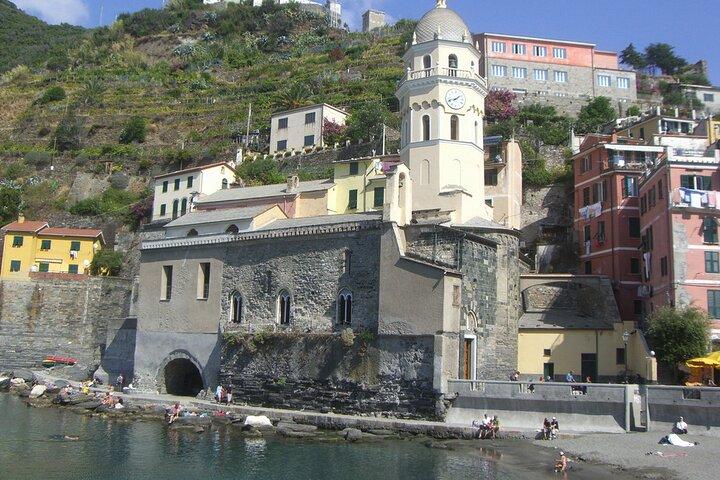 Carrara marble quarries Cinque Terre PRIVATE TOUR from Livorno port, Pisa, ITALIA