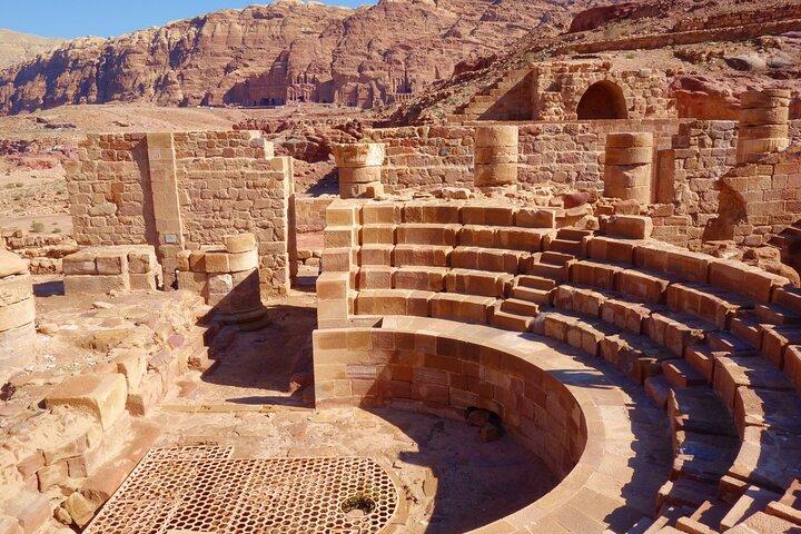 Petra and Wadi Rum 2 day tour from Jerusalem, Jerusalen, ISRAEL