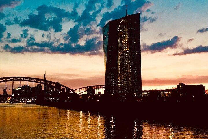 Frankfurt Dinner Cruise on the River Main, Frankfurt, Alemanha