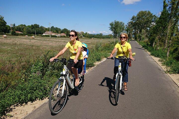 Pisa tour by bike : The Road To The Sea, Pisa, ITALIA