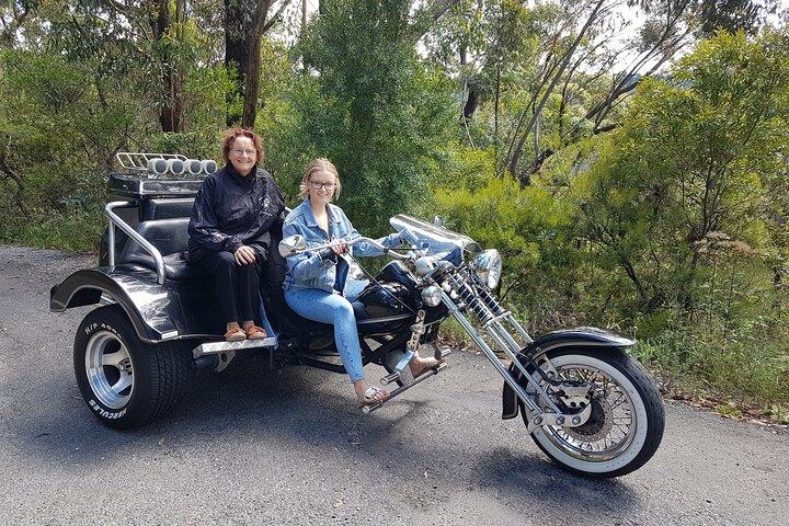 Blue Mountains 1-Hour Trike Tour of Three Sisters, Montañas Azules, Austrália