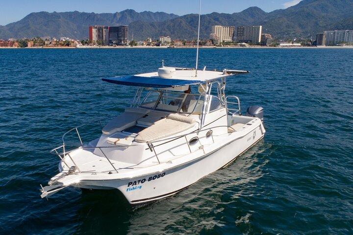 Sport Kat boat, Puerto Vallarta, MÉXICO