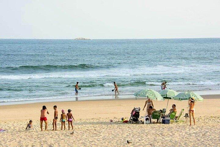 Tour Privado De Un Día A La Playa Con Embarque En Santos, Santos, BRASIL