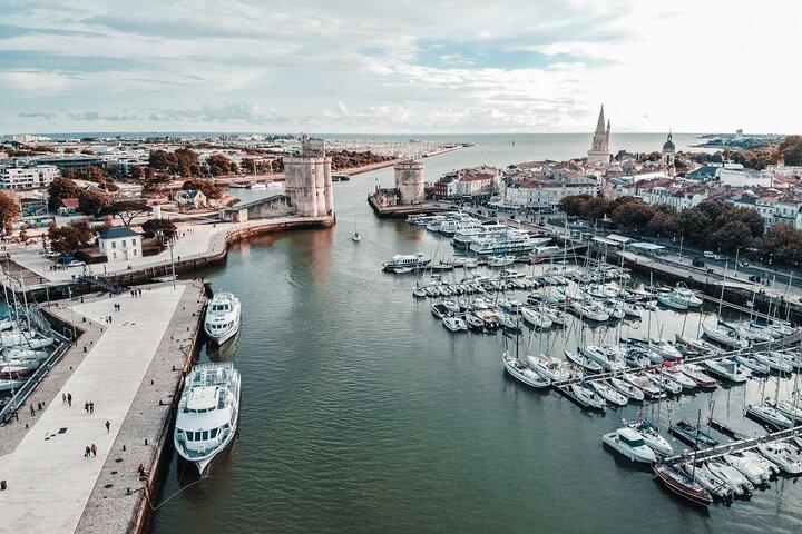 Private City Exploration Game in La Rochelle, La Rochelle, FRANCE
