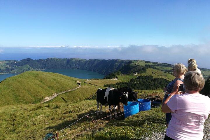 Azores 4x4 Private Shore Excursion from Ponta Delgada, ,