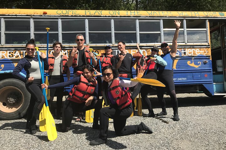 Wenatchee River Family Float Trip, Chelan, WA, ESTADOS UNIDOS