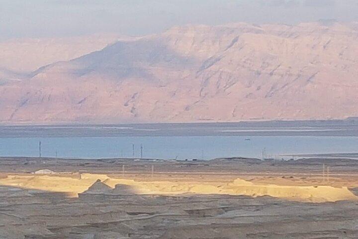 Masada Dead Sea Adventure: Private & Customized Israel Shore Excursion Day Tour, Asdod, ISRAEL
