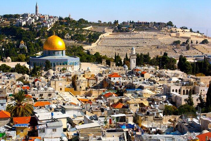 Private Day Tour of Jerusalem, Jerusalen, ISRAEL