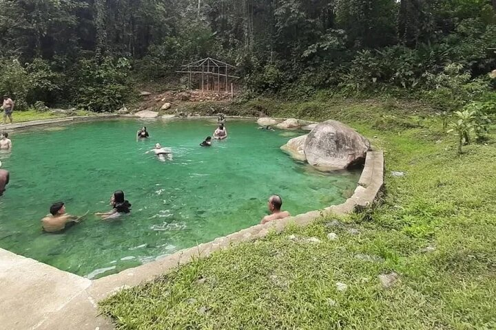 Full-Day Shared Zhagal Thermal Baths Tour from Guayaquil, Guayaquil, ECUADOR