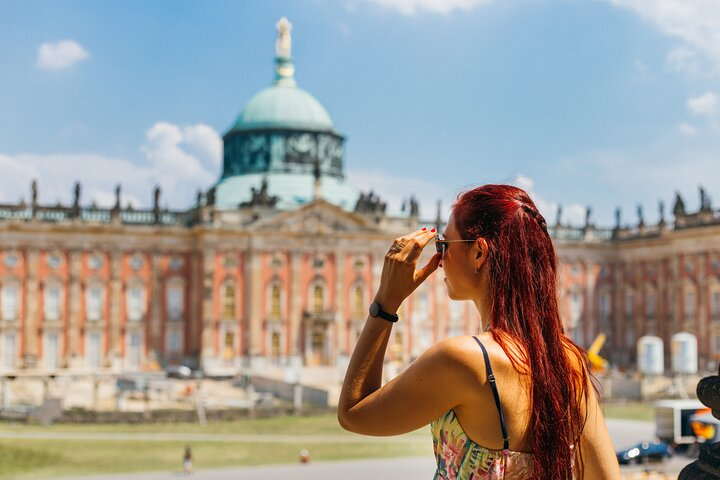 Private Day Tour to Potsdam from Berlin by Minivan, Berlin, GERMANY
